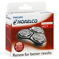 NORELCO REPL. HEADS FITS