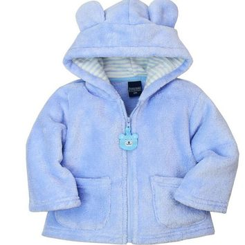 Style,Baby hoodies,new 2017,baby coat,autumn/winter clothing,newborn,baby boy girl clothes,thick tops,children outerwear