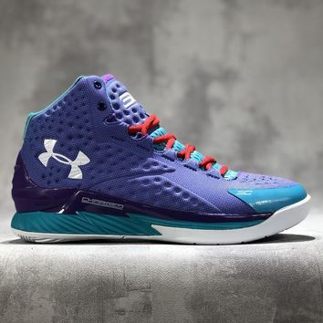 Under Armour Fashion Sneakers Sport Shoes-8