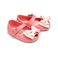 Mini Melissa - Infant's Mary Jane Bow Flats - Saks Fifth Avenue Mobile