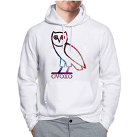 Owl Ovoxo Drake Galaxy Nebula Music Hoodie -tr3 Hoodies for Man and Woman