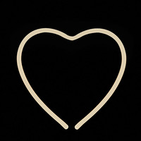 Neon Heart - Urban Outfitters