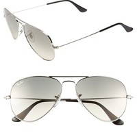 Women's Ray-Ban 'Original - Small Aviator' 55mm Sunglasses