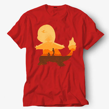 Red companion shirt, Hot product on USA, Funny Shirt, Colour Black White Gray Blue Red