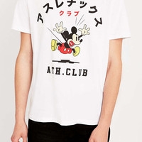Urban Outfitters T-Shirt Mickey Athletic Club Tee - Urban Outfitters