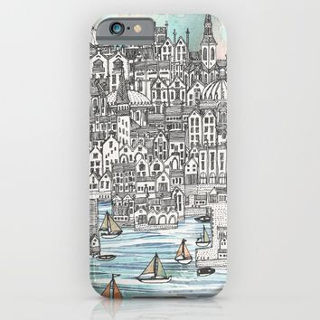 Opal iPhone & iPod Case by David Fleck