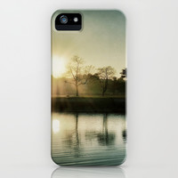 Goodbye Yesterday Hello Today iPhone & iPod Case by RichCaspian