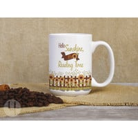 Hello Sunshine Large Mug - FREE Shipping