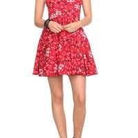 Red Bandana Dress | Hot Topic