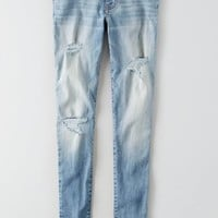 AEO Women's Jegging (Hierloom Light Destroy)