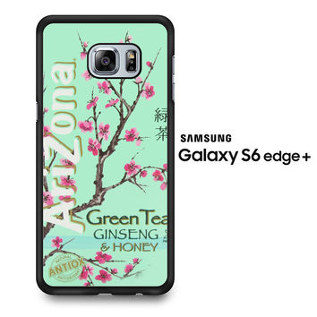 Arizona Green Tea SoftDrink Samsung Galaxy S6 Edge Plus Case