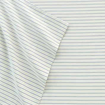 SONOMA life + style Stripe 400-Thread Count Sheet Set - Cal. King