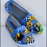 Custom University Apparel, Custom Team Shoes, University of Michigan, Sports Team, Go Blue, Hail, Shoes, Mens Shoes, Sportswear, Michigan