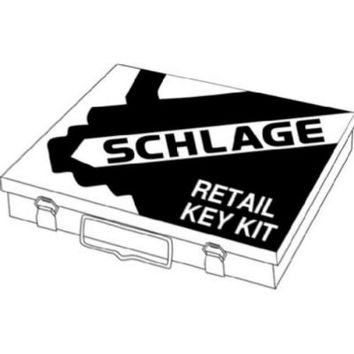 Schlage 40-132 Retail Keying Kit with Seal-Tight Metal