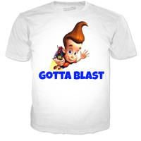 Jimmy Neutron Gotta Blast T-Shirt