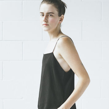 Objects Without Meaning - Cami in Black
