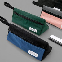 Washer long zipper pouch pencil case