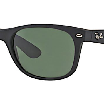 RAY BAN RB 2132 NEW WAYFARER MATTE BLACK