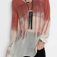 Gypsy Junkies Bella Tie Dye Top