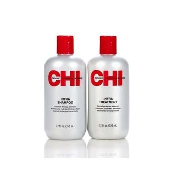 CHI Infra Shampoo and Treatment 12-ounce Duo Set | Overstock.com Shopping - The Best Deals on Hair Care Sets