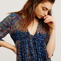 Free People Wondering Nights Maxi Top
