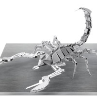 FASCINATIONS METAL EARTH  SCORPION