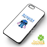 Disney Lilo and Stitch said aloha -snnh for iPhone 4/4S/5/5S/5C/6/ 6+,samsung S3/S4/S5/S6 Regular/S6 Edge,samsung note 3/4
