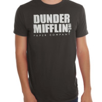 The Office Dunder Mifflin Logo T-Shirt 2XL