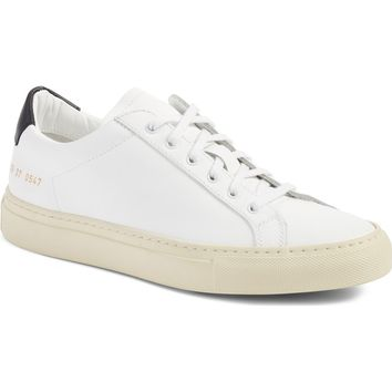 Common Projects Achilles Low Top Sneaker (Women) | Nordstrom