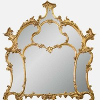 19th Century Chippendale Mirror