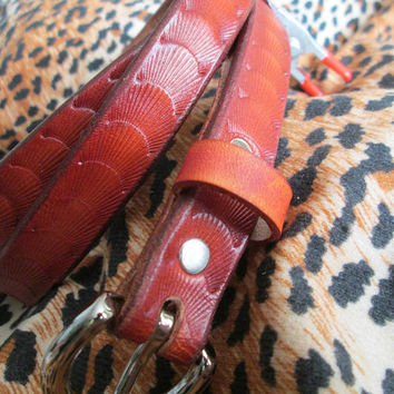 Womens leather belts, Mens belts, leather belts, handmade belts, British tan belts, designer belts, ladies belts, thin belts