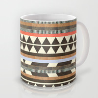 DG Aztec No.1 Mug by Dawn Gardner