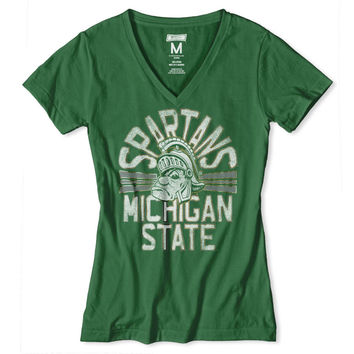 Michigan State Spartans Women's T-Shirt