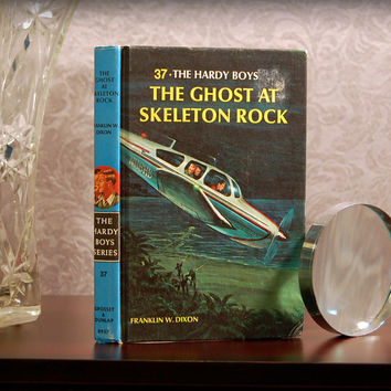 The Hardy Boys: The Ghost at Skeleton Rock (1966)
