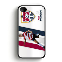 Alex Morgan Stripes iPhone 4 | 4S Case