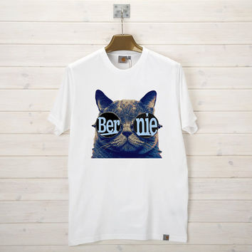 Bernie more purr T-Shirt Men, Women and Youth size S-2XL