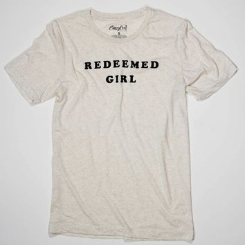 Redeemed Girl - Tee