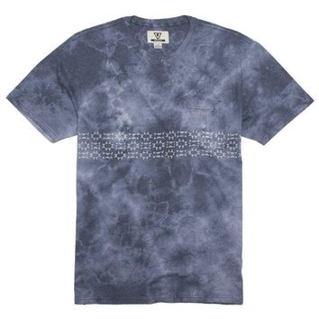 Vissla Thresher SS Pkt Tee