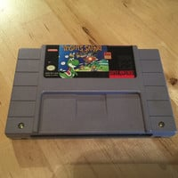 Yoshi's Safari | Super Nintendo Game Cartridge | SNES | Colectable 16-Bit Video Game | Cleaned and Tested