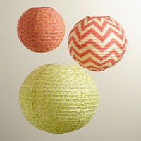 Any Occasion Paper Lantern Party Pack - World Market
