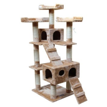 Kitty Mansions Bel Air Cat Tree | Furniture & Towers | PetSmart