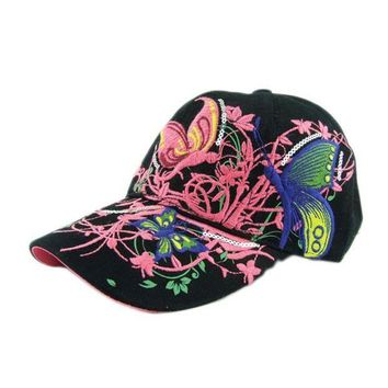 DCCKWJ7 casquette snapback women baseball cap Embroidered Baseball Cap Lady Fashion Shopping hats high quality gorras #5