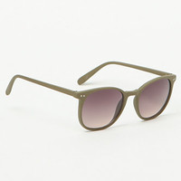 With Love From CA Thin Plastic Wayfarer Sunglasses at PacSun.com