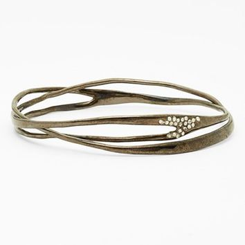 Women's Alexis Bittar 'Miss Havisham - New Wave' Bangle
