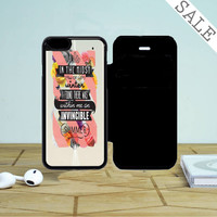 Say Hello To Summer iPhone 5 Flip Case