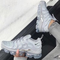Nike Air Vapormax Plus Wave Type Leisure Transparent air cushion sole Sneskers