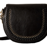 Rebecca Minkoff Astor Saddle Bag with Studs Black - Zappos.com Free Shipping BOTH Ways