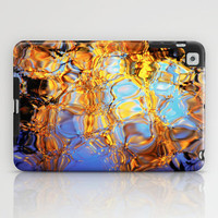 golden reflection iPad Case by Marianna Tankelevich