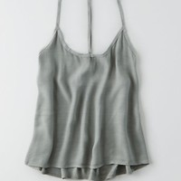 AEO Women's Don't Ask Why T-back Cami