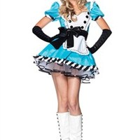 Leg Avenue Costumes - 2 PC. Charming Alice Halloween Costume
